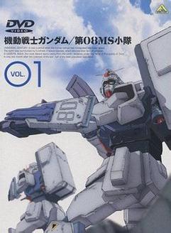 机动战士高达之08MS小队三次元交战 OVA版