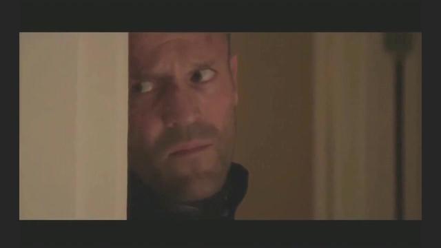 电影《帕克》中杰森斯坦森打斗,比《王牌保镖》精彩10倍!