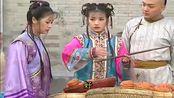还珠格格:小燕子当街卖柿子,连尔康也不会用称,三斤当一斤卖