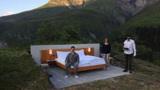 全球唯一一家0星级酒店,房间墙壁都没有,住一晚却要2200元