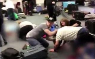 美国机场爆发枪击案 枪手系美国国民警卫队队员!