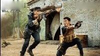 电影《战狼2》不服来战,达康书记演出了另一个自己