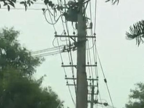 北京核心区架空线入地 电线杆将成历史