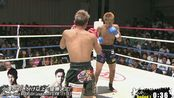 【OFFICIAL】小澤 海斗 vs 朝久 裕貴 Krush.59 _Krush -58kg WILDRUSH League 2015公式戦_3分3R