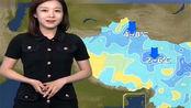 中央气象台:26日北方大雨中雨_降温_沙尘_雷电_大风_冰雹齐登场