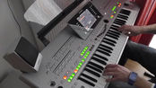 YAMAHA电子键盘乐器 Gigi D'Agostino - L'Amour Toujours cover T3作者Jarek.m