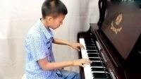 《卢沟谣》钢琴伴奏曲 - 侯俊声弹奏 - 小学五年级