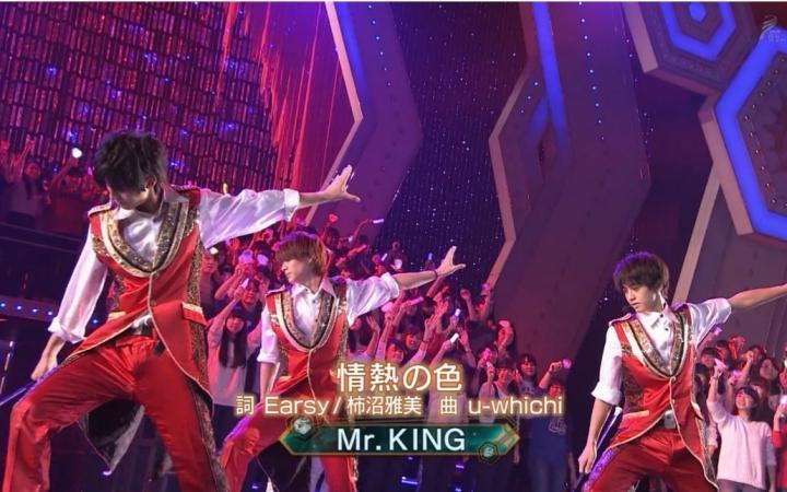 【高清】【少年俱乐部】2016.01.13 【Mr.King】 情熱之色+14.05.14 【永瀬廉】 青