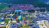 秦岭南麓最大温泉,镇以温泉得名,建成后为陕南最大温泉度假村