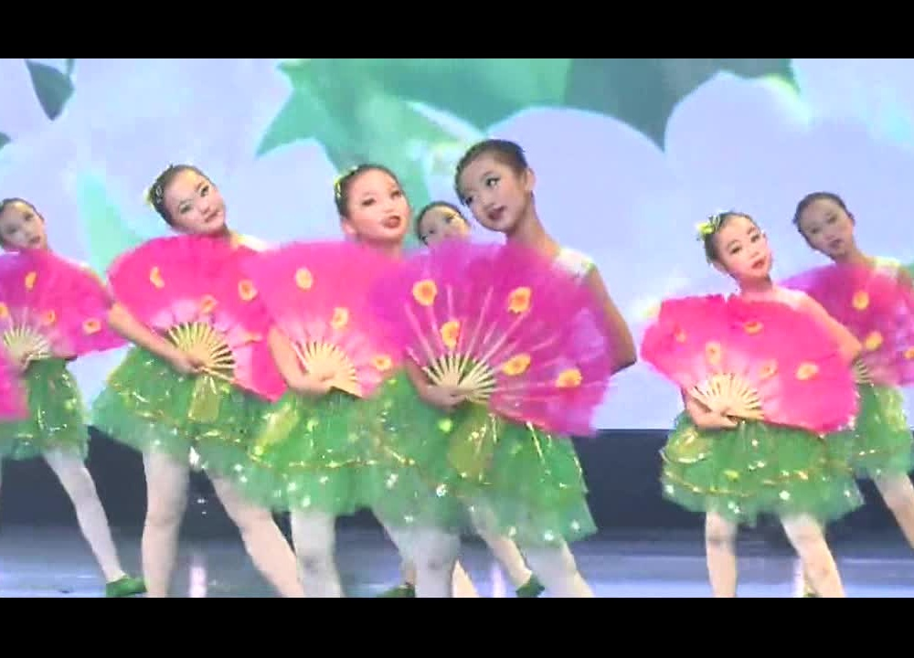 儿童舞蹈《茉莉花》