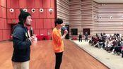 【自录高清】171118 林俊杰直播 杭州林距离足球前哨战活动公开直播部分