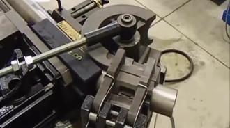 数控弯管机是怎么弯管?各种角度弯曲