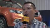 搜狐视频汽车专访陆风汽车副总经理潘欣欣