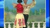 北京平四花样9 蒙族舞步