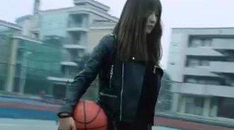 篮球美女宝贝大秀绝杀啦