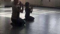 马兰花形体舞蹈《打花巴掌》
