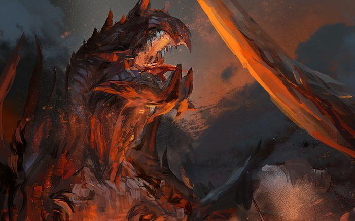 怪物猎人x烬灭刃双人大剑x棍子