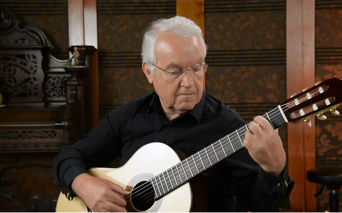 大师古典吉他独奏Scarborough Fair斯卡布罗集市