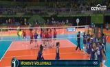 [奥运会]女子排球小组赛B组 塞尔维亚VS意大利