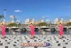 凤凰六哥原创编舞《博尔塔拉我可爱的故乡》大妈演绎的真好