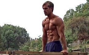 瑞典健身教练kristoffer教你如何训练核心力量