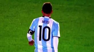 梅西对阵委内瑞拉比赛集锦