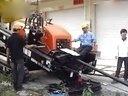 非开挖水平定向钻机顶管施工