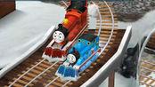 托马斯小火车和朋友詹姆士竞速游戏