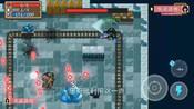 元气骑士:自制冰冻红武?切枪的高级玩法,双boss:攻防兼备-元气骑士搞笑解说-乐途游戏