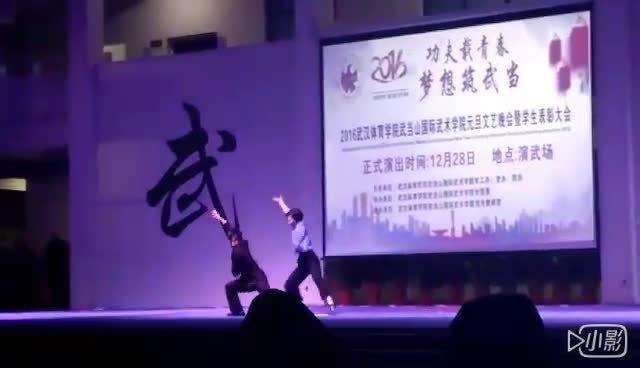 武术舞蹈蝶恋花