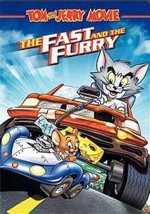 猫和老鼠1[飆风天王] 剧场版