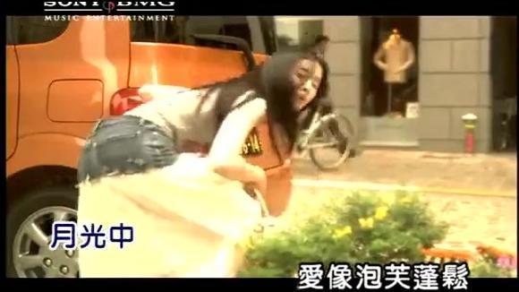 刘亦菲经典MV,泡芙女孩
