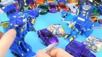 第244期 超级飞侠3维修赛车警车公交车玩具汽车总动员