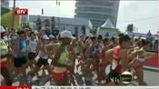 女子20公里竞走决赛 刘虹实现大满贯 吕秀芝摘得铜牌