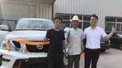给你个不买普拉多的理由,西藏山南客户喜提18款途乐提车纪实!