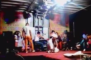 皖北农村泗州戏哭灵《十二个月》听哭了!