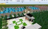 SuperMap第12届GIS大赛-12D-信阳茗扬天下小区三维模型展示