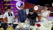 美食大师姜波传授红楼名菜 失聪俏厨娘感动全场