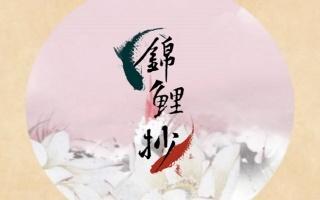【小六】锦鲤抄水袖