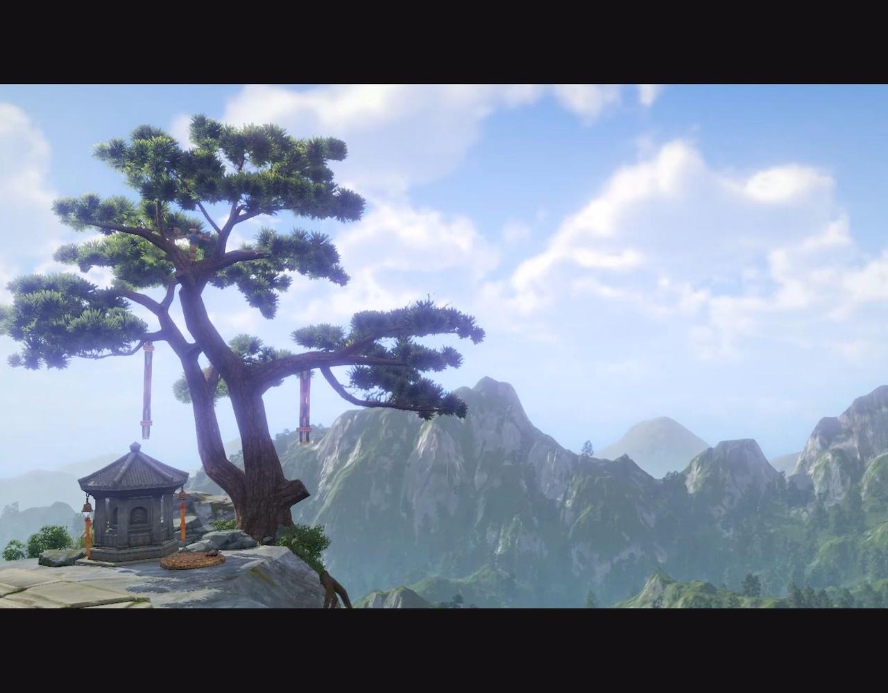 【剑网三重置版】为什么我看个风景截个图也这么燃!