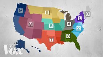 美国邮编号码的极简进化史