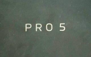 魅族Pro5开箱#(滑稽)