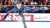 【花样滑冰】AlexandraTrusova莎莎 2019俄罗斯站 LP