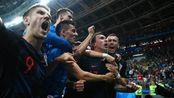 世界杯-佩剑扳平曼朱加时绝杀 克罗地亚2-1英格兰首进决赛