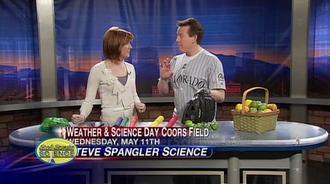 2011年天气和科学日预览——史蒂夫·斯潘格勒