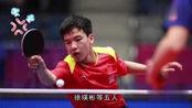刘诗雯因伤退赛,孙颖莎告别资格赛,孙闻竟两连胜日本队!