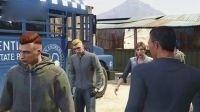 亚当熊GTA5线上土豪35监狱解救前的准备