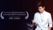 扑克与硬币的魔法-美国达人秀-2018世界魔术冠军-简纶廷(Eric Chien)