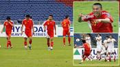 国足伊朗经典战役:2007亚洲杯中国2-2伊朗 邵佳一毛剑卿利刃出鞘