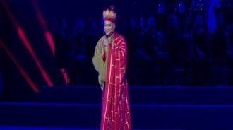 唐僧迟重瑞——人民大会堂演唱《晴天月儿明》
